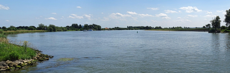IJssel tussen Zalk en Kampen